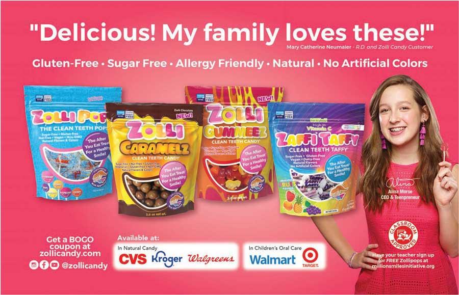 Zolli Candy Family Treet