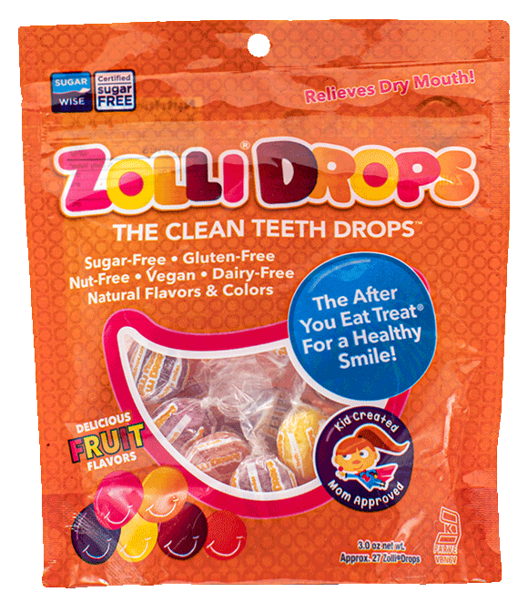 Zollidrops - The Clean Teeth Candy