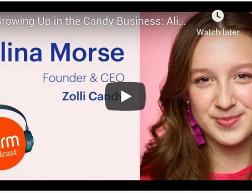 Growing Up in the Candy Biz: Alina Morse, Founder and CEO of Zolli Candy
