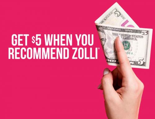 Introducing Zolli Candy Referral Program
