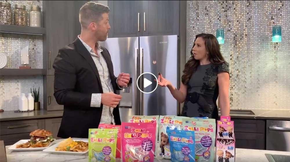 WISH-TV Indy Style After Show Fun Zolli Candy