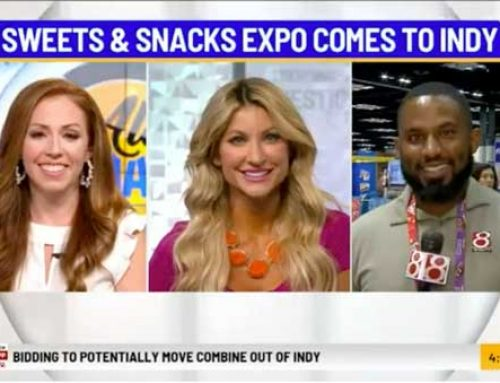 Sweets & Snacks Expo marks return of trade shows in Indianapolis