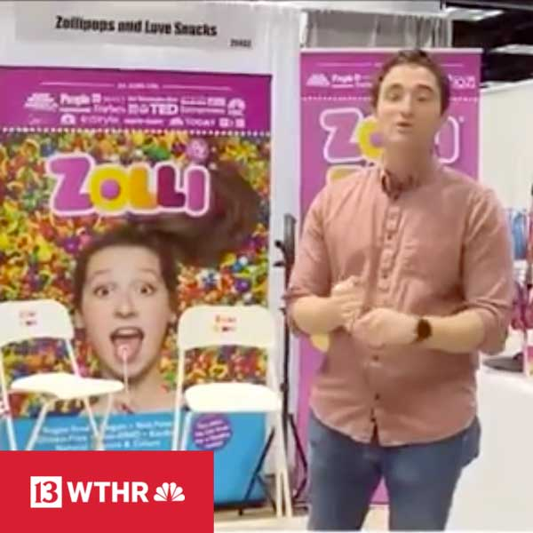 WTHR Indianapolis Sweet and Snack Expo 2021
