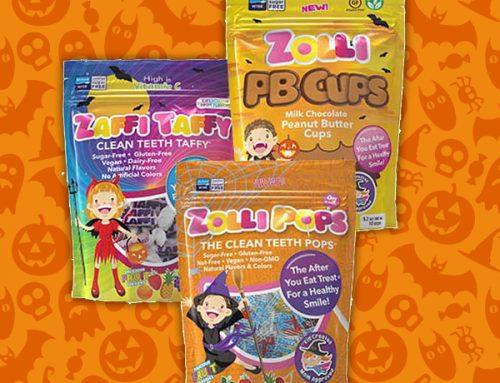 Simply Gluten Free: Allergen friendly Halloween treats